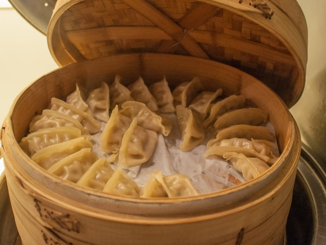 Juicy Jiaozi