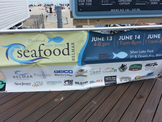 The Annual Seafood Festival