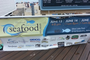 Belmar Seafood Festival, 5th Ave. and Ocean Ave.,