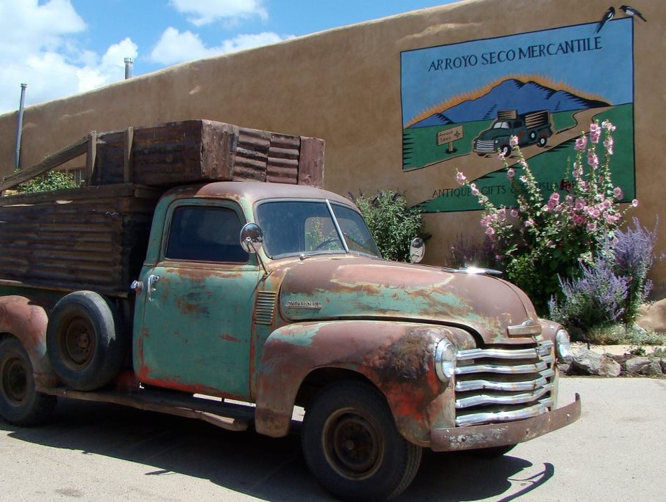 General Store with Everything Arroyo Seco New Mexico United States