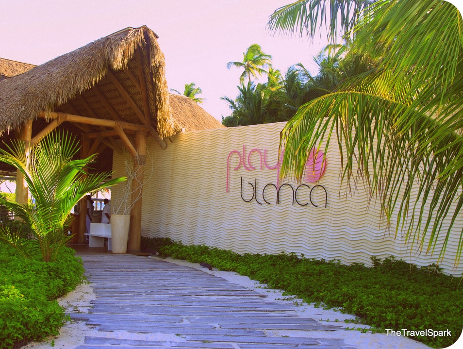 Exploring the 26 miles of the Punta Cana Hotel and Resort Grounds