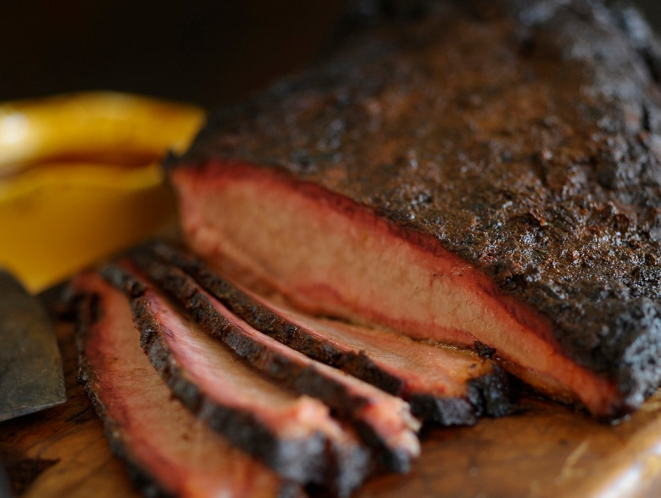 Among the Finest BBQ in the Lone Star State