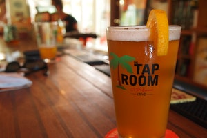 The Tap Room, St. John