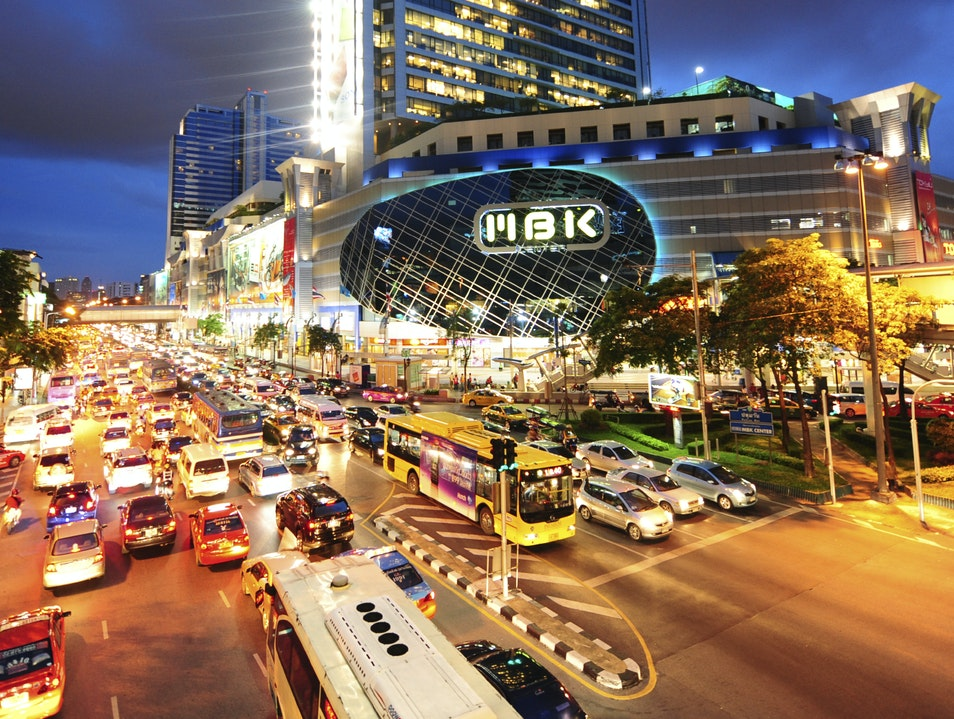 Multi-Story Malls for the Modern-Day Shopaholic Bangkok  Thailand