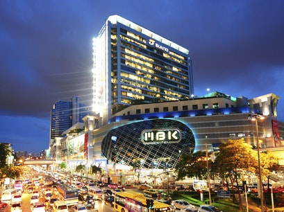 MBK Center Bangkok  Thailand