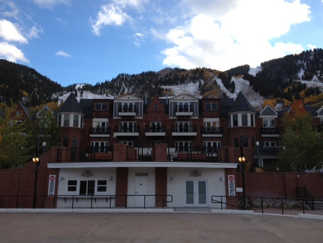 Residences with Full Service at the Hyatt Grand Aspen