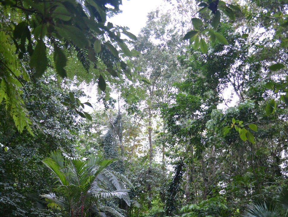 Stay: A cure for tired muscles in La Fortuna