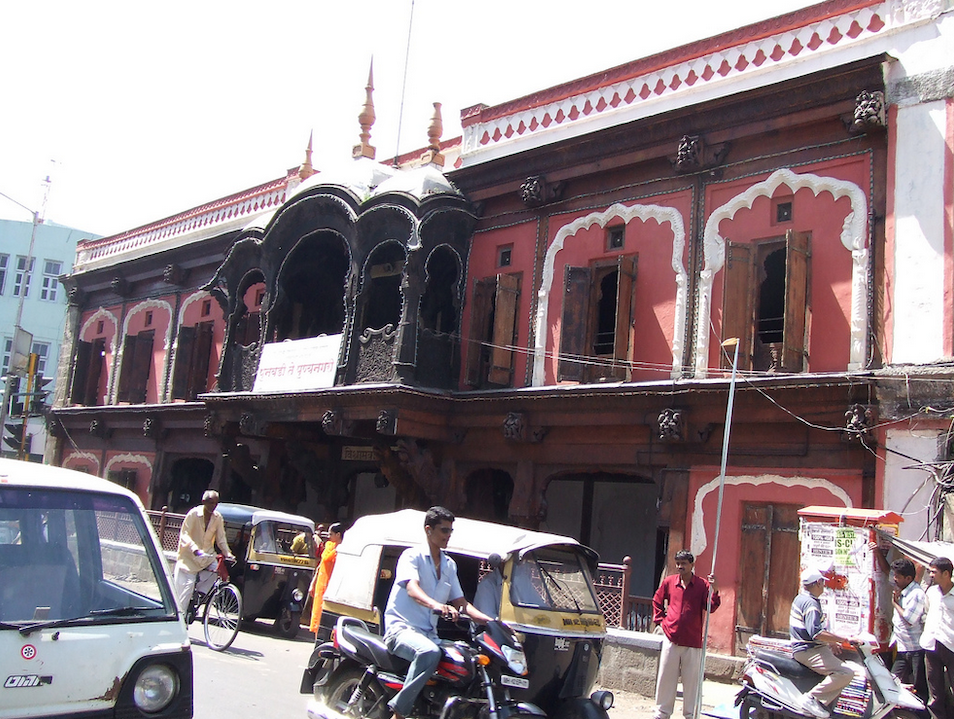 From Palace to Post Office in Pune