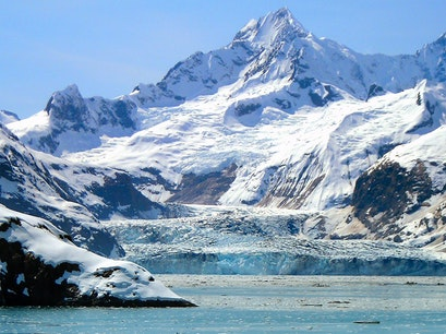 Johns Hopkins Glacier Gustavus Alaska United States