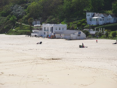Porthminster Beach Cafe St. Ives  United Kingdom