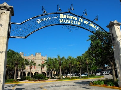 Ripley's Believe It Or Not St. Augustine Florida United States