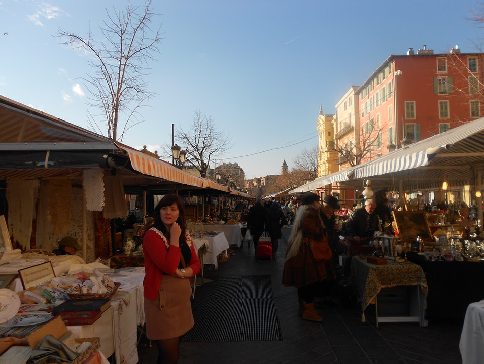 Magical Monday Markets Nice  France
