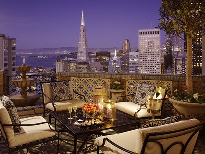 Fairmont San Francisco Hotel San Francisco California United States