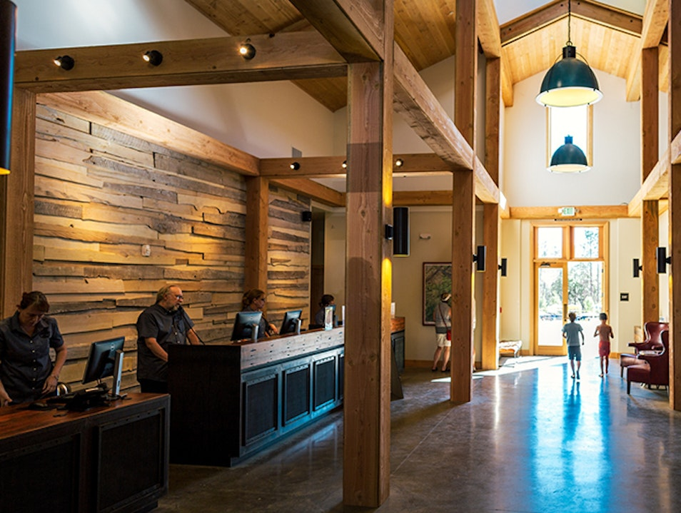 Rush Creek Lodge GROVELAND California United States