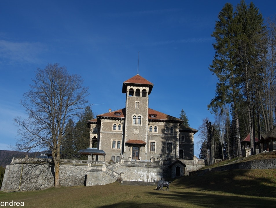 A must-see castle