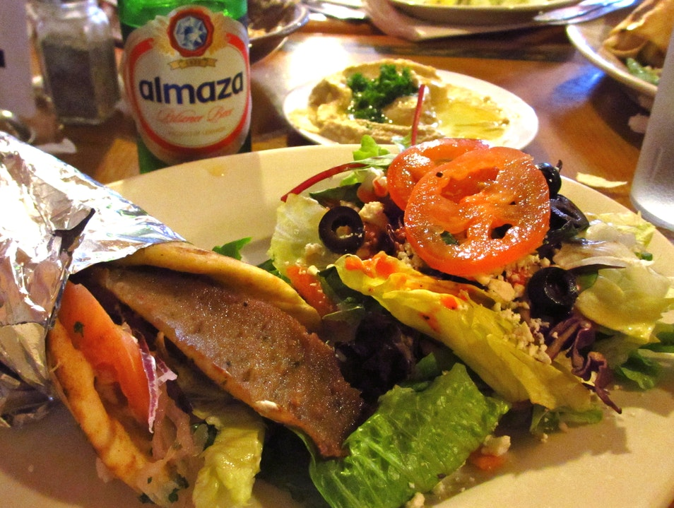 Mediterranean and Traditional Lebanese Cuisine