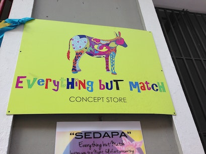 Everything but Match Concept Store San Juan  Puerto Rico