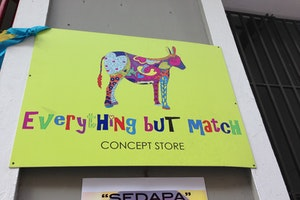 Everything but Match Concept Store