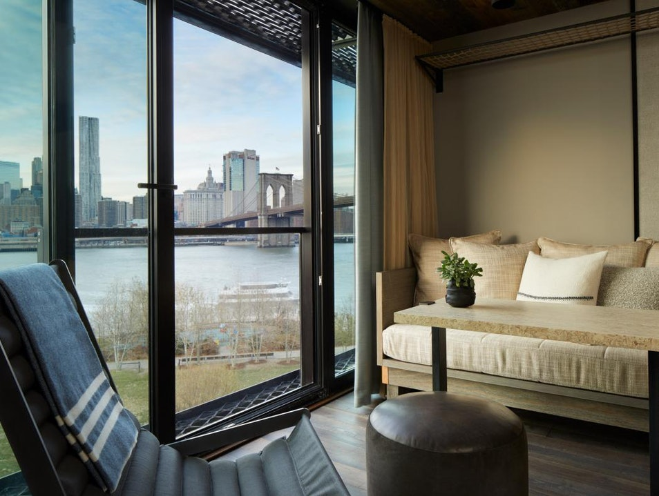 Ecoluxury in Downtown Brooklyn New York New York United States