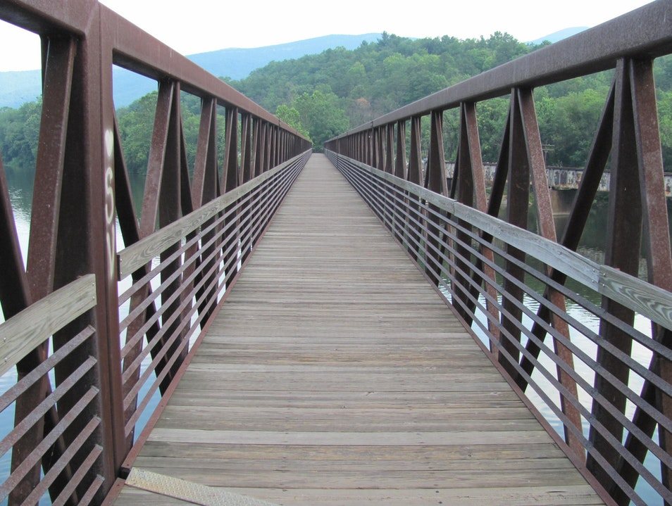 A Hero's Bridge Vinton Virginia United States