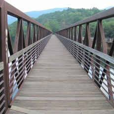 James River Foot Bridge