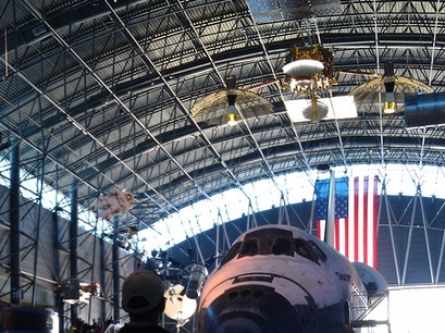 Stephen F. Udvar-Hazy Center Chantilly Virginia United States