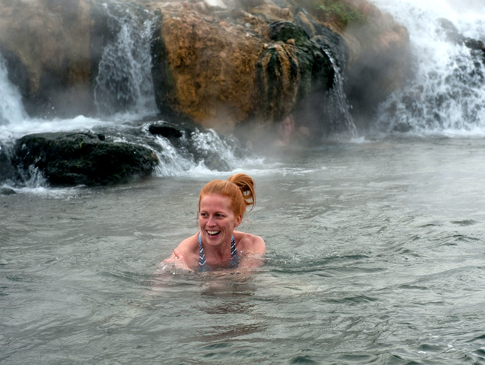 Hot Springs Time