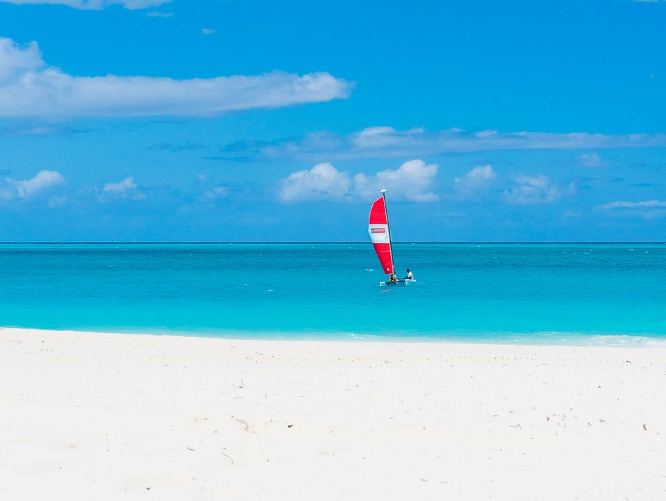 Grace Bay Club Beach   Turks and Caicos Islands