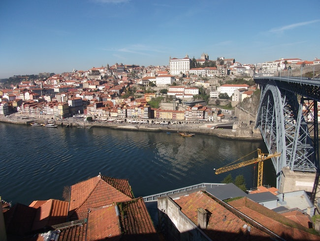 Amazing Panoramic Views of Porto