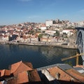 Dom Luís Bridge Porto  Portugal