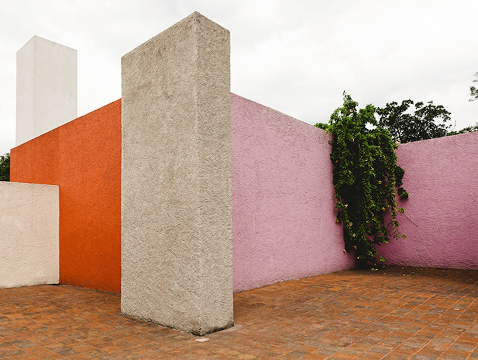Casa Barragán  Mexico City  Mexico