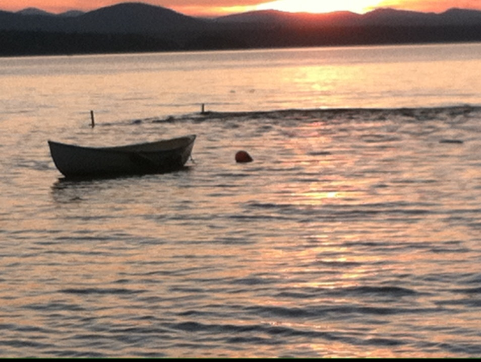 Lake Champlain for Tranquility