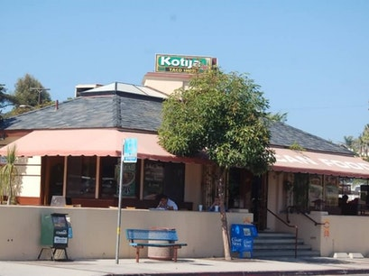 Kotija Jr. Taco Shop Encinitas California United States