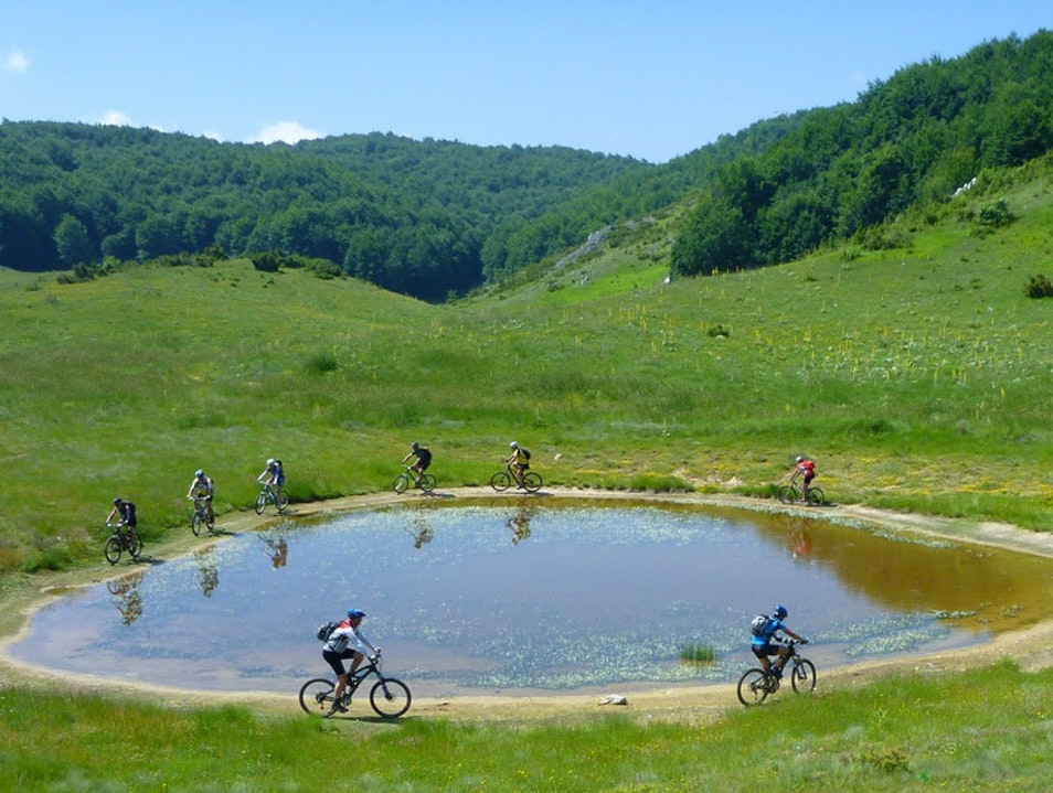 Mountain bike tours  Nizhepole  Macedonia (FYROM)