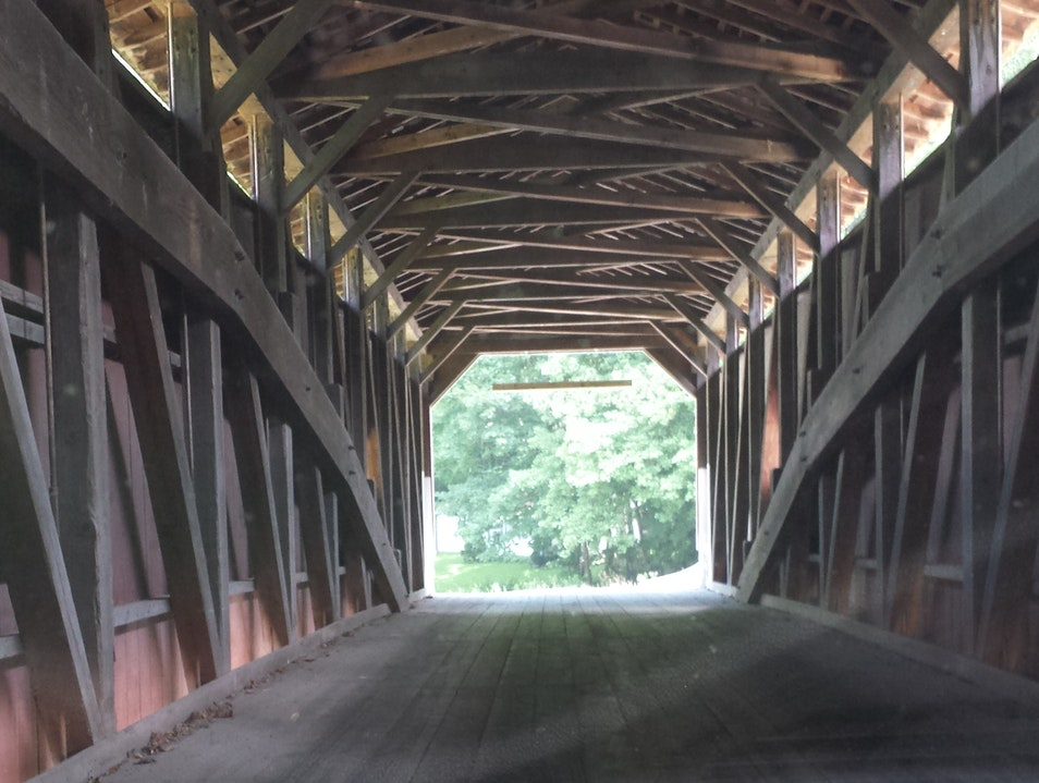 The Bridges of Lancaster County  Lancaster Pennsylvania United States