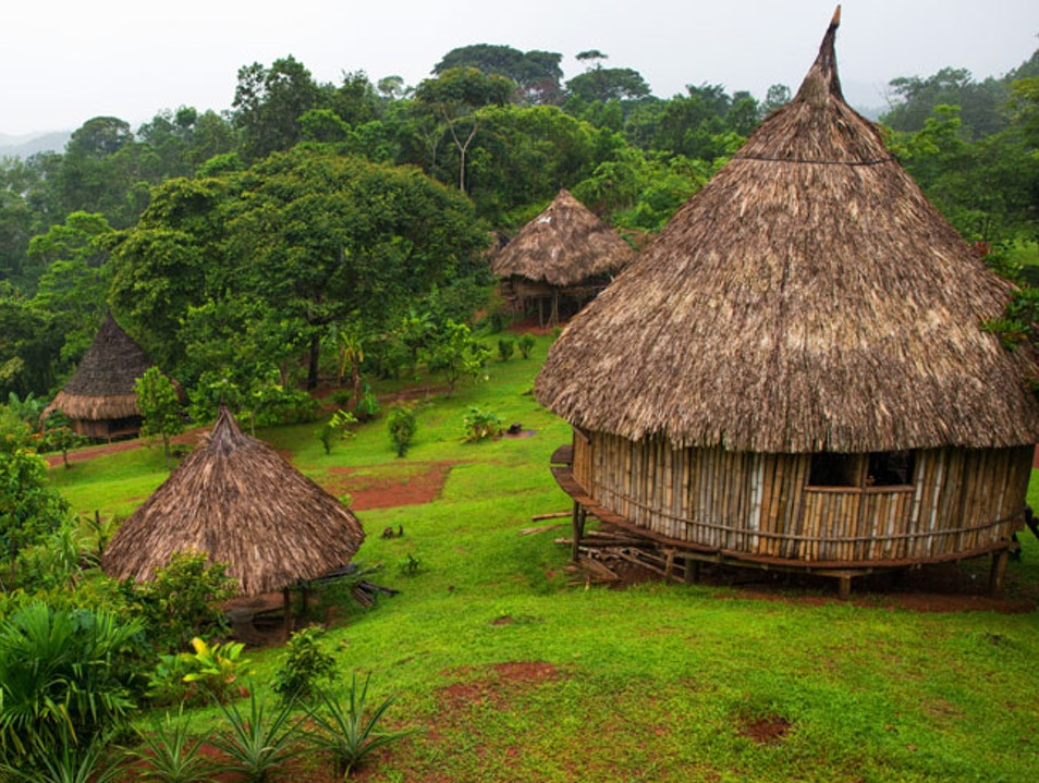 My Day with an Indigenous Tribe, the Embera Indians