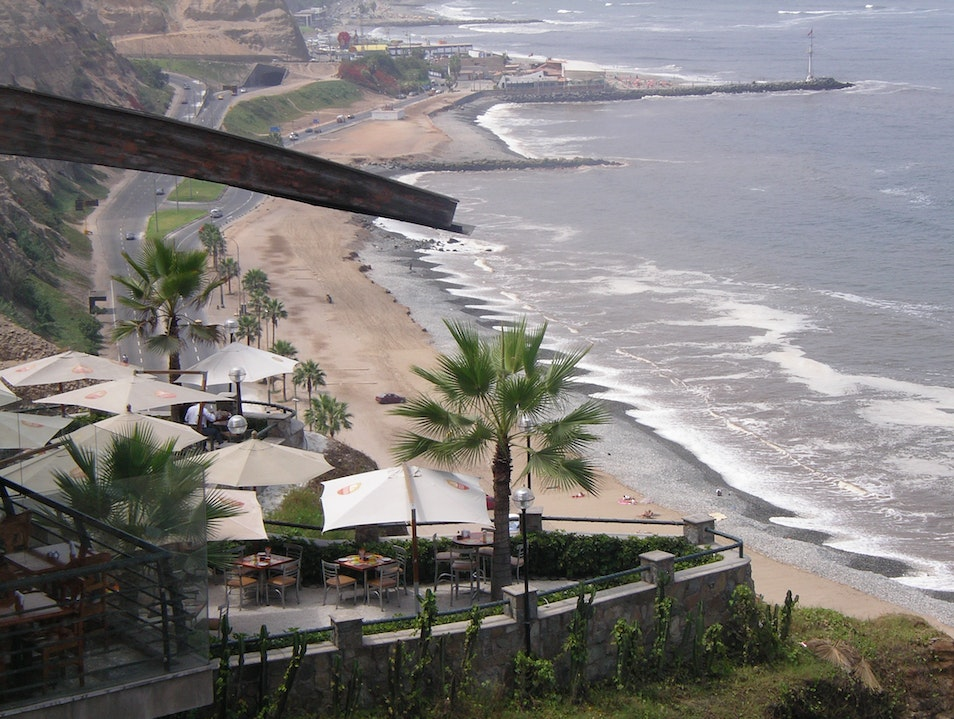 Breakfast with a View Miraflores  Peru