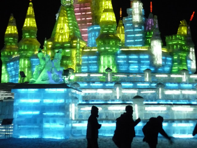 Harbin DO: The Ice Sculpture Festival