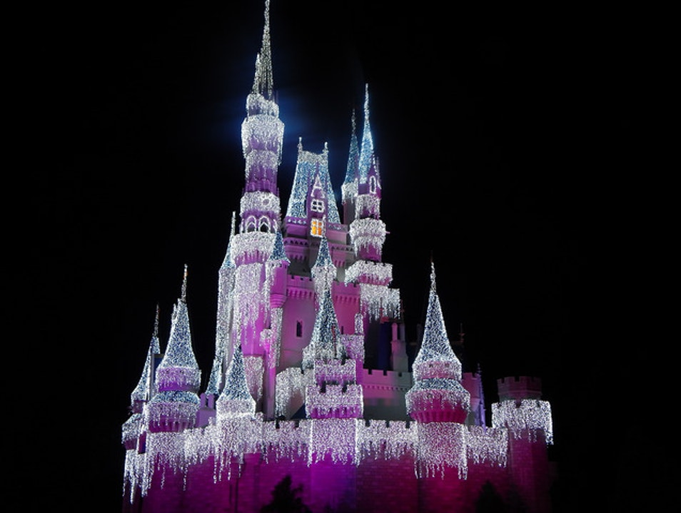 Disney's Magic Kingdom Orlando Florida United States