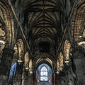 St Giles' Cathedral Edinburgh  United Kingdom