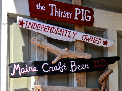 Thirsty Pig Portland Maine United States