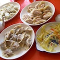 Bvarious Dumplings Beijing  China