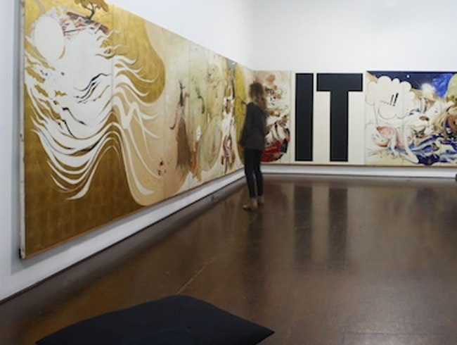 Brett Whiteley Studio, Surry Hills, Sydney