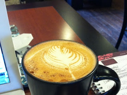 Land of A Thousand Hills Coffee House Roswell Georgia United States