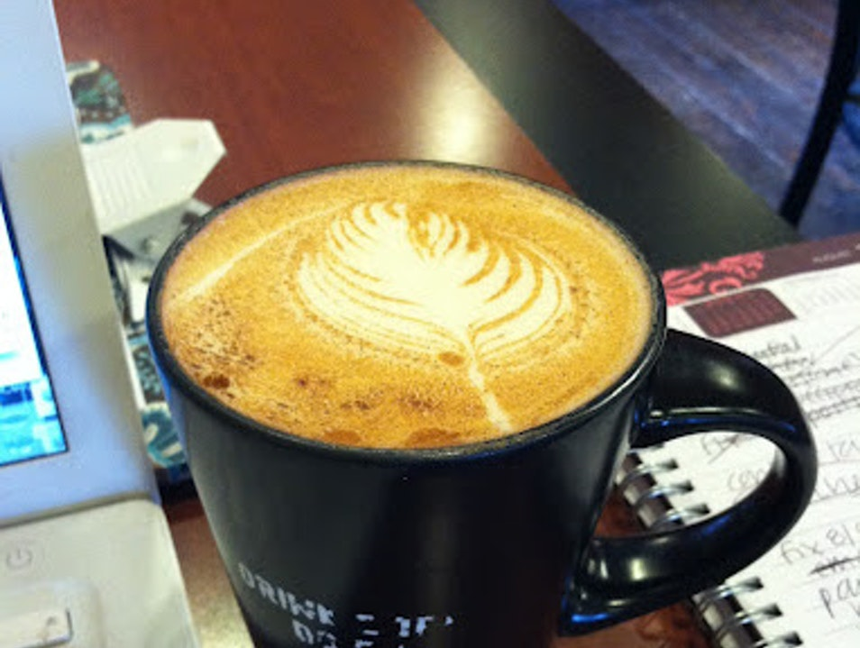 Do Good, Drink Coffee at Land of a Thousand Hills