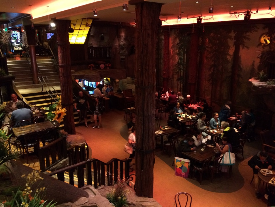 Clifton's Cafeteria Los Angeles California United States