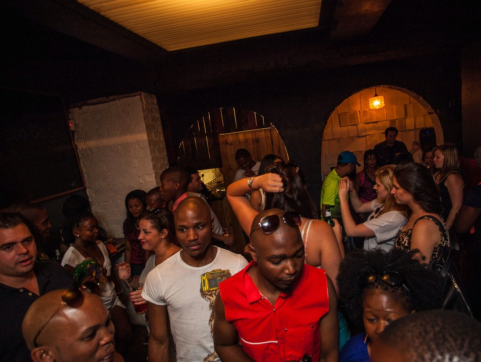 Fun Times at the Great Dane Johannesburg  South Africa