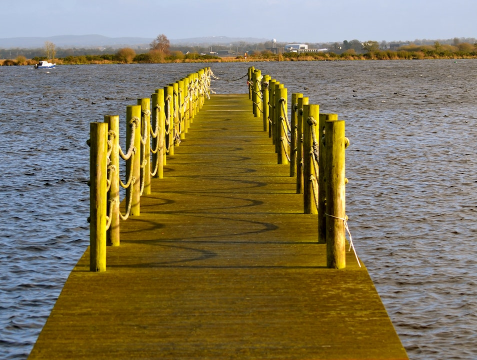 Lough Neagh, for a Winter Walk Aghalee  United Kingdom