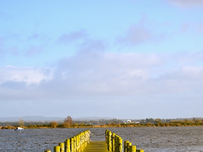 Lough Neagh - Northern Ireland Aghalee  United Kingdom