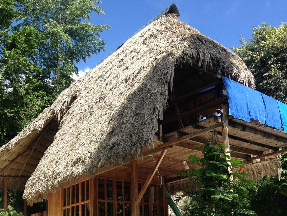 Don't bother staying in Flores while visiting Tikal El Remate  Guatemala